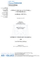 Rapport Annuel 2019 du commissaire aux comptes